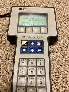 Emerson HART 275 FIELD COMMUNICATOR