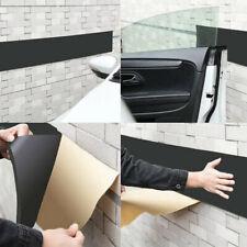 Protector de puerta de coche Negro De Goma Espuma Tira De Pared del garaje Tamaño: 200x20cm Práctico