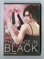 The Mage in Black - by Jaye Wells - MP3CD - Audiobook