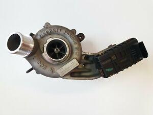 JAGUAR XF 3.0TD 2011 TURBOCHARGER LEFT SIDE OEM  AX2Q-GK682-CA  TESTED