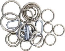 TEC Accessories Split Ring Kit #1 24 Rings in Total