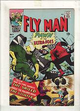 FLY MAN #37 F/VF