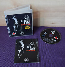 Der Pate deutsche Version - Die Don Edition Sony PlayStation 3 PS3 TOP Zustand