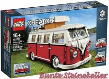 LEGO® Creator: 10220 Volkswagen T1 Campingbus & 0.-€ Versand & OVP & NEU !