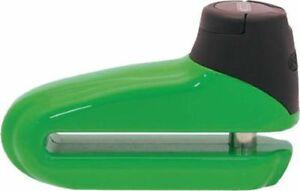 Bloccadisco à Partir De 10mm Abus 300 Compact Et Maniable Security Niveau 5 Vert