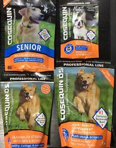 COSEQUIN DS Joint Health Supplement Maximum Soft Chews 60