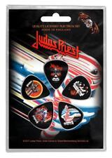 Judas Priest plektrumset/Guitar Pick Set # 1 Turbo Screaming for Vengeance