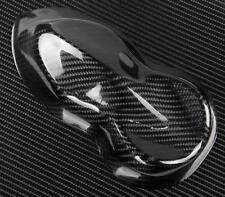 Carbon Fibre 8D Vinyl Wrap Full Black Gloss Bubble AIR Free 1520mm x 300mm