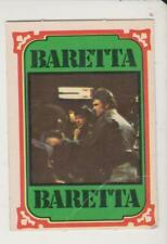 Monty Gum trading card 1978 TV Series: Baretta #20