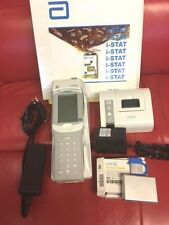 2011 ABBOTT I-STAT 1 HANDHELD BLOOD ANALYZER SYSTEM ISTAT 300 And More