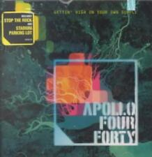 APOLLO 440 - GETTIN' HIGH ON YOUR OWN SUPPLY NEW CD
