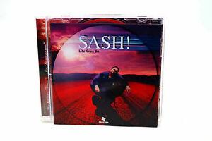 SASH!LIFE GOES ON VICP-60453 JAPAN CD A#7362