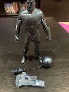DC Universe Classics Darkseid Build A Figure BAF Wave 12 Iron Metal Man