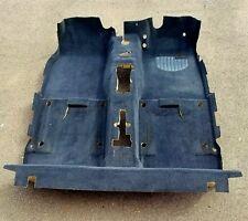 2001 MINI COOPER INTERIOR FLOOR CARPET.