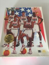 Vintage 1992 Olympics USA Basketball 200 Piece Puzzle! New! Card Inside! Sealed!