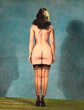 "Bettie Page Photo Print 14 x 11"""