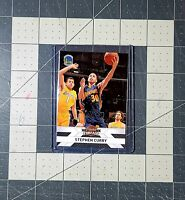 Steph Curry Panini Threads 2nd Year Card #117 📈INVEST📈 WARRIORS MVP 🔥RARE🔥
