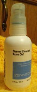 Zenmed Derma Cleanse Acne Gel 2 oz.