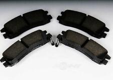Disc Brake Pad Set Rear ACDelco GM Original Equipment 171-0935