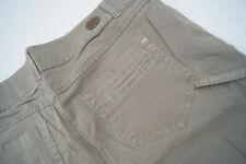 MAC Chino Fresh Damen Cargo Hose stretch Gr.44 / 28 khaki Cargohose TOP **