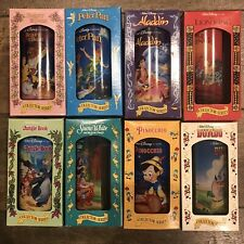 New ListingWalt Disney Collector Series Cups Glasses Burger King Complete Set of 8 1994