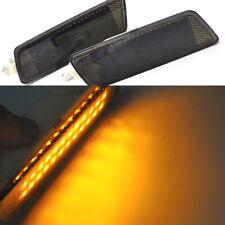 2x LED Side Indicator Marker Light For 2005-2009 Volkswagen VW Mk5 Jetta/Rabbit