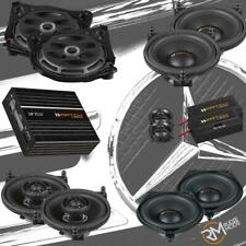 Rudiemods MATCH Stage 2 Speaker Upgrade System For MERCEDES GLC C253 SUV 2015-