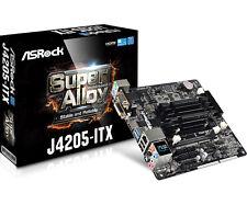 Asrock J4205-itx. procesador Intel J4205. Mini-itx.
