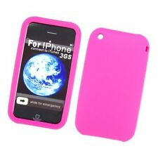 Silicone Skin Case for iPhone 3G / 3GS - Pink