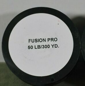 300yd Spool 50lb Spiderwire Fusion Pro Moss Green Fishing Line (Last One)