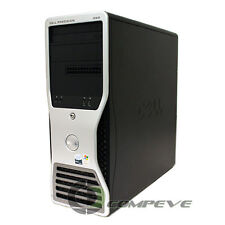 Dell Precision 490 Intel Xeon 5150 2.66GHz 6GB Desktop Computer PC Workstation