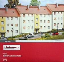 Auhagen 11402 H0 - Mehrfamilienhaus NEU & OvP