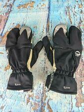 Pearl Izumi Black AmFIB Lobster Winter Bike Gloves Size: L