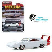 Greenlight 1:64 Mecum Auctions Collector Cars 1969 Dodge Charger Daytona