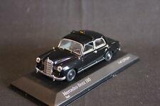 Minichamps Mercedes-Benz 180 1:43 Taxi (JS)
