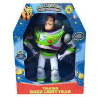 Talking 15 Phrases Sound Toy Story Buzz Lightyear Disney Parks Action Figure Toy