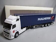 DV8031 ELIGOR 1/43 VOLVO FH RESTYLE TAUTLINER TRANSPORTS MALHERBE 112952 RARE