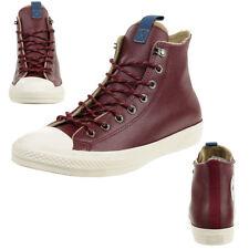 Converse C Taylor All Star HI Chuck Schuhe Sneaker Leder gefüttert 162384C