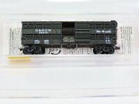 N Scale Micro Trains MTL 35090 D&RGW Rio Grande 40' Despatch Stock Car #36419
