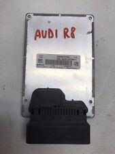 2011 AUDI R8 V8 V10 REAR RIDE CONTROL MODULE COMPUTER 420910376A 10 11 12