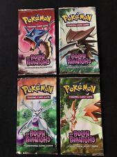 Pokemon Holon Phantoms Empty Booster Pack - Art Set
