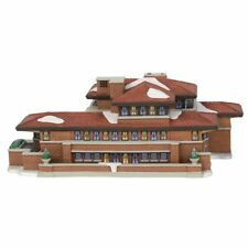 Department 56 2018 Christmas in the City, Frank L. Wright Robie House (6000570)