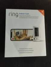 Ring Indoor Cam White - New Free Delivery