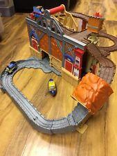 Thomas & Friends Take N Play Misty Island Set With 3 New Die Cast Engine