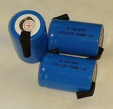 Power batterie 4/5 sub-C 1500mah NiCd cellule privée Lötfahne