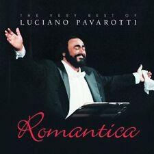 Romantica: The Very Best of Luciano Pavarotti (CD, Feb-2002, Decca)