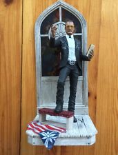 THE FATHER JOSEPH SEED FIGURINE in stained glass STATUE FAR CRY 5 EDITION FIGURE