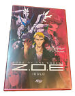 Zone of the Enders Idolo DVD, 2002 ADV Films Anime Action Z.O.E. Insert