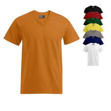 Promodoro Herren T-Shirt V-Neck T Shirt V Ausschnitt S M L XL XXL 3XL 4XL 5XL