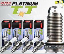 Denso (4512) PT20TT Platinum TT Spark Plug Set of 4